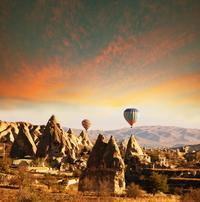 Мультикультурная Турция или рассказ о двух континентах