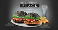 Японский Burger King выпустили ниндзя-бургер