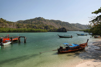 Национальный морской парк в Туратуао, Таиланд