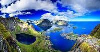 30 самых потрясающих береговых линий мира