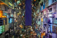 15 невероятных городских видов, заставляющих нас поднять глаза в небо. Часть 1