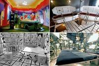 30 самых необычных гостиниц мира. Часть 1