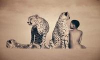 Чарующий фотопроект о гармонии человека и природы