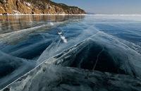 20 впечатляющих снимков Байкала.