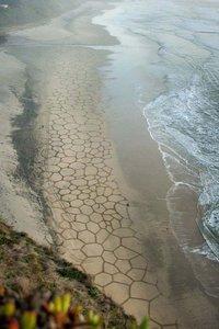 Он стоял на пляже с граблями в руках... Его считали сумасшедшим, но вскоре поняли, что он гениален