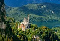 Германия — страна самых прекрасных и сказочных замков в мире