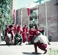 Фотографии разных стран в 1952 году