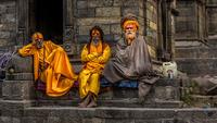 Загадочный народ Непала — фотогалерея в лицах