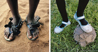 Футбол в Африке очень сильно отличается от того, что ты привык видеть у себя во дворе