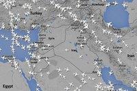 9 мест на Земле,  где не летают самолеты