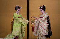 Тайная жизнь японских гейш