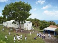 Школьные площадки со всего мира, которые красноречиво рассказывают о странах
