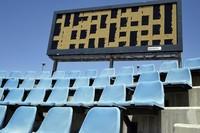 Все, что осталось от Олимпийских игр 2004 года. На эту стройку было потрачено 16,6 млрд долларов...