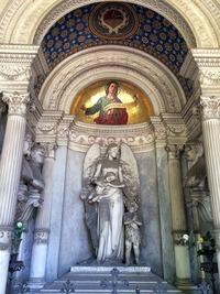 Монументальное кладбище Чертоза в Болонье