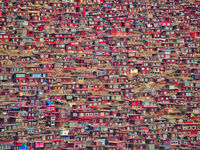 Он объехал 97 стран мира и сделал эти поразительные снимки