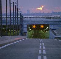Две страны соединяет уникальнейший мост. Просто фантастика!