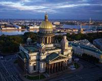 Американец сделал сногсшибательные снимки Санкт-Петербурга. Таким этот город вы еще не видели!