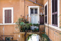 Не просто Италия. Римские подъезды и дворики