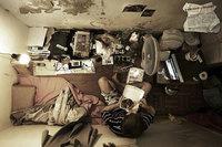 Так выглядят апартаменты для одного человека в Гонконге. Настоящий жилищный кошмар!