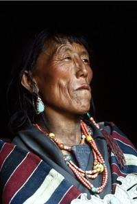 Люди верхних Гималаев