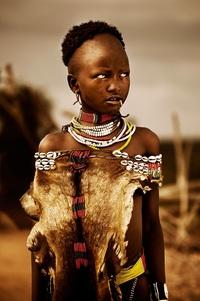 14 снимков эфиопских племен, которые точно останутся в твоей памяти