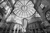 Миланская улица под куполом, от величия и красоты которой замирает сердце