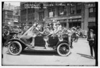 Как выглядел Нью-Йорк 100 лет назад. Уникальные кадры!