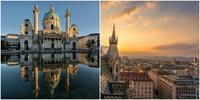 25 самых фотографируемых городов мира