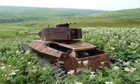 10 танков из разных уголков мира, побежденные природой