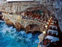 Обед в этом итальянском ресторане ты будешь помнить всю жизнь!