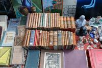 Блошиный рынок в Тбилиси