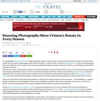 Каким показывают Крым американцам