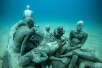 В Европе откроется первый подводный музей. Это будет нечто!