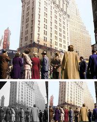 15 сенсационных колоризированных фото, на которых оживает история