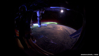 Умопомрачительный фоторепортаж астронавта, который целый год прожил в космосе