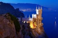 Замок - Ласточкино гнездо - история, где находится и как лучше добраться, 6 интересных фактов о - Ласточкином гнезде