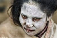 11 леденящих кровь снимков каннибалов-трупоедов из Варанаси