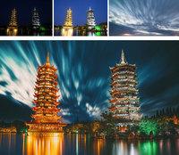 13 фото о том, как выглядят знаменитые места до и после обработки в фотошопе