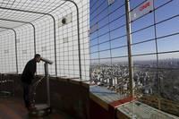 9 поразительных снимков Пекина до и после смертоносного загрязнения
