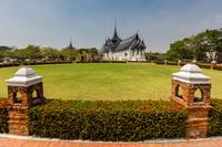 По пляжам Андаманского моря. Бангкок. Парк Муанг Боран