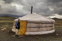 Суровая Монголия