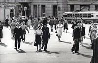 24 самых интересных снимка, сделанных в Москве в период с 1918 по 1991 год