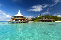 Дайвинг в Baros Maldives
