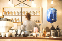 Роль чашки кофе в жизни лондонца