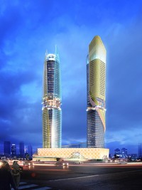 В Дубае откроется первый в мире отель с тропическим лесом