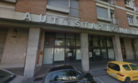 Здание автостанции в Тревизо