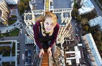 Русская девушка сделала самое страшное и опасное селфи на свете