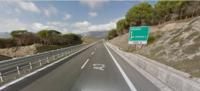 Трасса А3 до Салерно