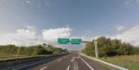 Трасса Е45 до Рима