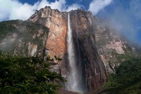 Cамый высокий водопад в мире